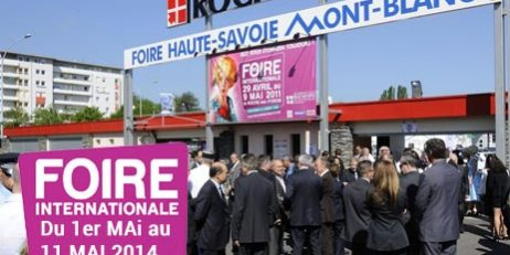 Douches meyer fils rochexpo du 1er au 11 mai 2014 annecy for Foire albertville