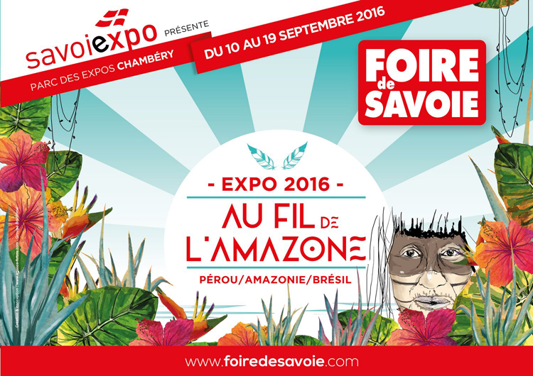 Douches meyer et fils foire internationale de savoie 2016 for Foire albertville